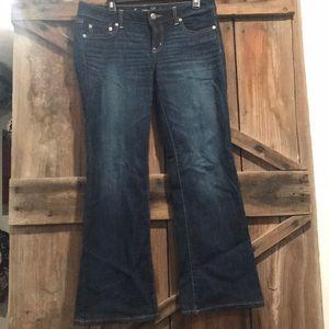 America Eagle jeans like new